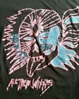 ALL THEM WITCHES Adult Lg Auth Concert T Shirt Rock Band Nashville TN