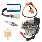20MM Carburetor racing CDI ignition coil kit for GY6 50cc 100cc 139QMB 139QMA