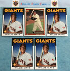 2014 Topps Major League 25th Anniversary Over-Sized Baseball Cards 11