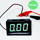 Dc 0-100v 3 Digital Led Panel Volt Meter Voltage Voltmeter 12v96v Car Battery