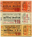 1129930155154040 1 Boxing Tickets