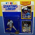 1990 JESSE BARFIELD New York Yankees Rookie - FREE s/h - sole Starting Lineup NM