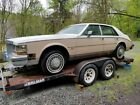 1980 Cadillac Seville  1980 for $500 dollars