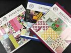 SALE Lot Of Three Pads Of Colorbok Designer Paper