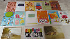 LOT 30 ASSORTED BIRTHDAY CARDS ENV 40 EA15 DIFFERENT DESIGNS