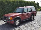 LAND ROVER DISCOVERY TD5 GS AUTO RED LOW MILEAGE 102K PX WELCOME