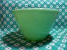 Vintage Fire King Jadeite Splash Proof 7 1/2