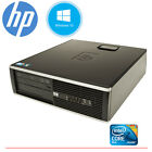 CLEARANCE Fast HP Desktop Tower Computer PC Core 2 Duo WINDOWS 10 Home