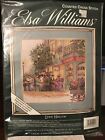 The Old Coffee Shop Elsa Williams Cross Stitch Kit NEW made in USA