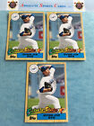 2014 Topps Major League 25th Anniversary Over-Sized Baseball Cards 17