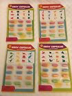 4 Pks New Grow Capsules 12 Count Party Favors Insects Zoo Dinosaur Animal
