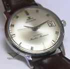 Jaeger LeCoultre Master Mariner Stainless Steel Automatic 33.5mm Mens Watch JLC