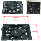 Quality Radiator Cooling Fan Oil Cooler Water Engine Cooler For Motorcycle ATV