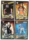 SLAM ATTAX THEN NOW FOREVER HOLOGRAPHIC & MIRROR FOIL CARDS # 1-64 - USE BASKET