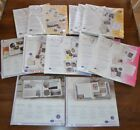 HUGE Lot of 12 Packages 12x12 Creative Memories Scrapbook Refill 258 Pages