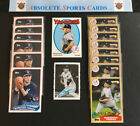2014 Topps Major League 25th Anniversary Over-Sized Baseball Cards 7