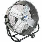 Big Air 24 Drum Fan with Tilting Feature 22 guage steel housing Brand New