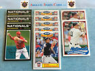2014 Topps Major League 25th Anniversary Over-Sized Baseball Cards 12