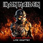 IRON MAIDEN-THE BOOK OF SOULS: LIVE CHAPTER  (UK IMPORT)  CD NEW