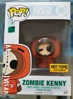 zombie kenny hot topic exclusive south park funko pop