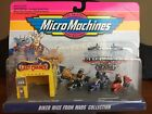 Vintage 1993 Micro Machines BIKER MICE from MARS Collection 1 NIP RARE Garage