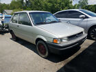 1989 Subaru Justy DL 1989 below $500 dollars