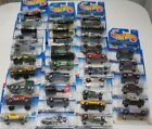 Lot of 36 Hot Wheels with damaged packaging Free Shipping Lot 19 VW bug Baja