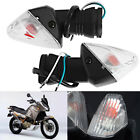 Front Rear Turn Signal Indicator Lamp For Kawasaki KLR650 ZX-6RR KLE500 KLE 650