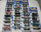 Hot Wheels lot of 36 random cars from various years Free Shipping Lot 3
