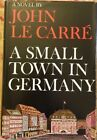 John Le Carre A SMALL TOWN IN GERMANY US BCE SIGNED not inscribed lovely