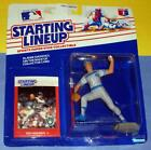 1988 TED HIGUERA Milwaukee Brewers Rookie - FREE s/h - Starting Lineup