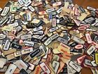 huge lot over 800+ Uniform Shirt Vintage Name Tag Patches Used Assorted