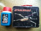 Vintage 1977 Star Wars Lunch Box With Thermos