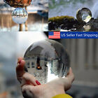 120mm Clear Crystal Ball Photography Photo Glass Decorative Home Decor Xmas Gift