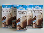 Weight Watchers Creamy CHOCOLATE Smoothie Shakes 5 Sealed Boxes  35 Shakes