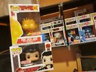 Funko POP Jurassic Park Dr Ian Malcolm Wounded Injured Exclusive MINT BOX