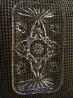Anchor Hocking Star of David Large Bread Serving Tray 12