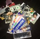 100 Authentic Rare Supreme Stickers Box Logo Huge Lot FW14 FW18 Brand New