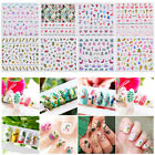 Flamingos Nail Art Sticker Nail Decal Accessories Manicure Nail Sticke RS