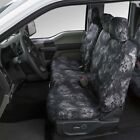 Covercraft Prym1 Camo Seat Covers For Gmc 2002 Sierra 2500 Hd - Front Row