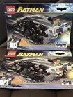 LEGO Batman 7888 The Tumbler Jokers Ice Cream Surprise MANUAL ONLY Instructions