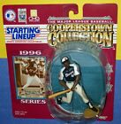 1996 HANK AARON Milwaukee Braves #44 Cooperstown Collection Starting Lineup NM