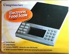 Weight Watchers Electronic Food Scale with Points Values Database in Box