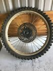 85 Honda Cr250 Cr125r Cr250r Front Wheel