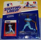 1988 DANNY TARTABULL #15 Kansas City Royals Rookie Starting Lineup