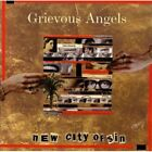 New City of Sin - GRIEVOUS ANGELS - 11 TRACK MUSIC CD - LIKE NEW - I163