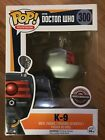 BBC Pop Funko Doctor Who K-9 #300 Television Gamestop Exclusive