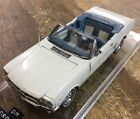 Danbury Mint 1966 Ford Mustang Convertible 124 Scale Diecast Model Car