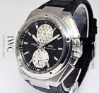 IWC Big Ingenieur 3784 Chronograph Steel Mens Watch IW378401