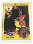 NBA - 1991 Edition Kenner Starting Lineup Yellow-Dunk Michael Jordan